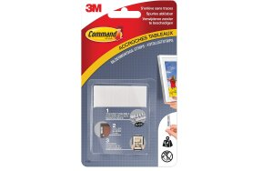 3M COMMAND PICTURE HANGING STRIPS WHITE